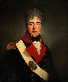 Henry Raeburn - Second Lieutenant (later Major-General) Adam Fife Crawford (1787–1864), Royal Artillery