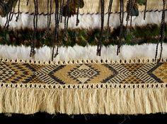 Korowai weave