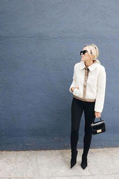 14c2bf45d72a1 Find out how to stay warm and chic with these 15 winter going-out outfits