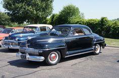 1942 Desoto Custom Club Coupe