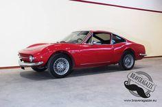 wonderful Fiat 850 Coupe Moretti Sportiva S2 For Sale (1968)