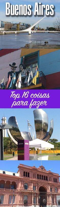 Buenos Aires: 16 top coisas para conhecer