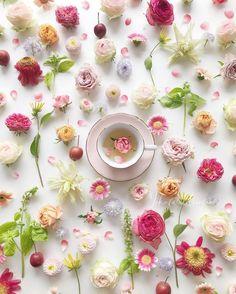 fleur aesthetic