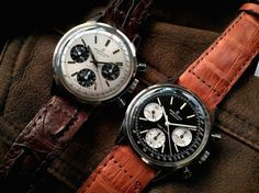 Breitling Top Time ref.810 pair from 1964