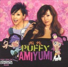Puffy Amiyumi - Hi Hi Puffy Ami Yumi