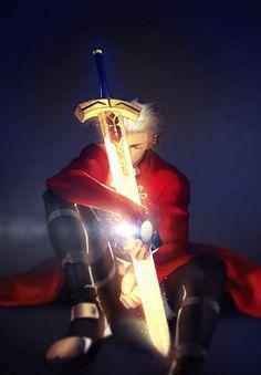 Archer & Saber's Sword