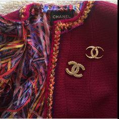 Ткани Шанель - Ярмарка Мастеров - ручная работа, handmade