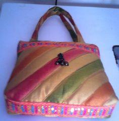 Mirrorwork bag