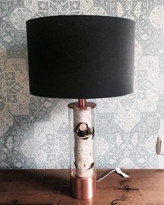 "11 Likes, 2 Comments - Bereza lamp (@berezalamp) on Instagram: ""Настольная лампа, полированная медь. Table lamp, polished copper finish. #светильник…"""