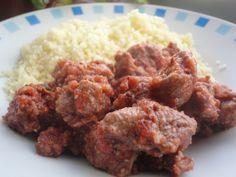 """Bekri meze o """"Cerdo borracho"""" Ver #recetas: http://www.mis-recetas.org/recetas/101991-bekri-meze-o-cerdo-borracho"""