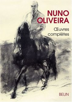 Nuno Oliveira est reconnu pour être parmi les meilleurs écuyers des temps modernes. Il a écrits plusieurs ouvrages tout au long de sa vie et ceux-ci ont été rassemblés dans les œuvres complètes présentées ici. Les récits sont ordonnés du plus ancien au plus récent et comprennent des instructions et explications équestres mais aussi, des récits qui nous permettent de nous immiscer dans la vie du maître ainsi que des éléments de sa philosophie quant au travail des chevaux. Enseignements…