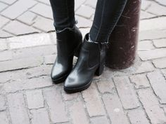 F A S H I O N || Bulboxer boots