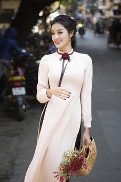 ideas dress elegant hijab for 2019 Oriental Dress, Oriental Fashion, Ethnic Fashion, Asian Fashion, Trendy Fashion, Runway Fashion, Oriental Style, Fashion Trends, Trendy Dresses