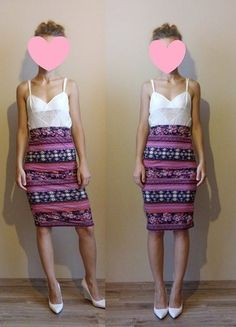 Kup mój przedmiot na #vintedpl http://www.vinted.pl/damska-odziez/spodnice/13544004-new-look-spodnica-midi-36