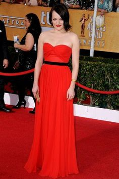 See All The Best Red Carpet Looks From The 2014 SAG Awards!
