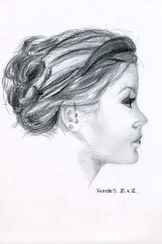 Art - Drawing - Zeichnen-portrait