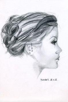 Art - Drawing - Zeichnen-portrait