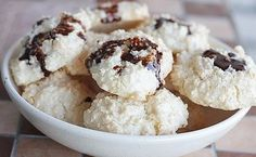 kto má rad kokos...kokosové cookies