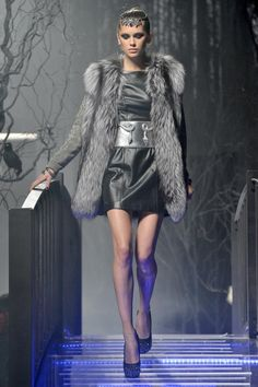 PHILIPP PLEIN Women's Fashion Show FW 2013/2014   The Fairy Tale Forest!