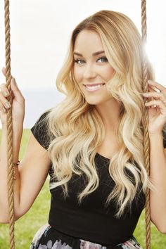 In the swing of things. LC Lauren Conrad at #Kohls