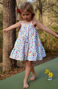 New Birthday Dress Women Outfits Fashion Ideas Little Girl Dresses, Girls Dresses, Dress Girl, Baby Dresses, Summer Dresses, Little Girl Dress Patterns, Kids Dress Patterns, Pdf Patterns, Birthday Dress Women