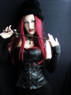 dark fashion | Gothic clothing