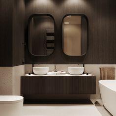 Bathroom Bathroom Sink Bowls, Bathroom Inspo, Master Bathroom, Bathroom Accessories Luxury, Steam Showers Bathroom, Bathrooms, Laundry Closet, City Style, Apartment Interior