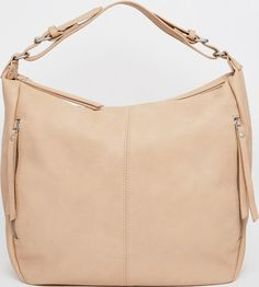 Pieces Slouch Hobo Shoulder Bag