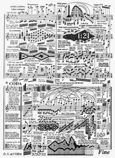 Impossible sheet music by xmarine1973, via Flickr