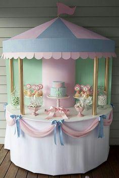 Decoracion para baby shower