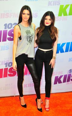 Kendall & Kylie Jenner x