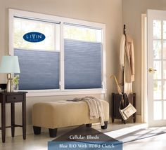 Hot Tip: Trim Cellular Shades to the Perfect Size Cellular Blinds, Cellular Shades, Buy My House, Window Treatments, Home Furnishings, Windows, In This Moment, Curtains, Hot