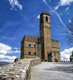 Castello di Poppi, Arezzo, Tuscany