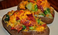 I love having recipes up my sleeve that can be served in a couple different ways. These broccoli and bacon stuffed baked potatoes are a perfect example.You can serve them with a nice grilled steak for an amazing side. Also, as another option, I love to add a simple tossed salad and make the potato [...]