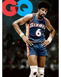 Before Jordan, Kobe and Lebron...there was a force of nature named Julius Erving...