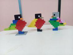 Legos, Modele Lego, Lego Pokemon, Diy And Crafts, Crafts For Kids, Lego Animals, Lego Club, Lego Craft, Lego Instructions