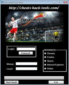 GoalUnited Hack Tool free download no surveys no password