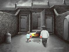 Leigh Lambert - Artists - Buckingham Fine Art Publishers Ltd Contemporary Artwork, Contemporary Artists, Leigh Lambert, Limited Edition Prints, Colored Pencils, Art Gallery, Canvas Prints, Fine Art, Car