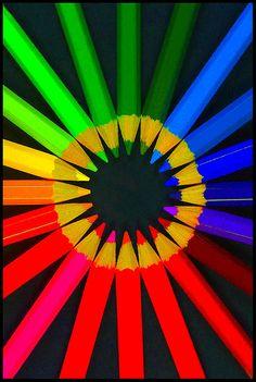 lapices de colores | by minicovi