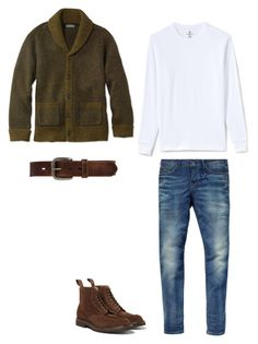 """""""Outfit2"""" by keeshafrancois on Polyvore featuring Scotch & Soda, L.L.Bean, Bed