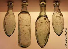 tx Enrique Sebastian Pons, Bottiglie Antiche. non Mignon, for sharing: Bottiglie torpedo della mia Collezione