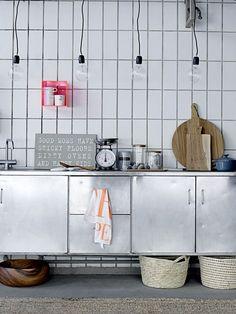 Regards et Maisons: Kitchen love