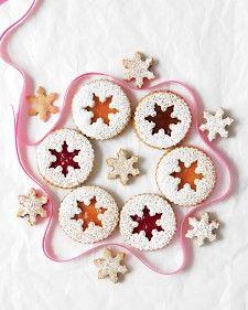 Hazelnut Sandwich Cookies - Martha Stewart Recipes