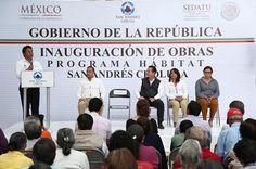 Sedatu y San Andrés modernizan Centros de Desarrollo Comunitario