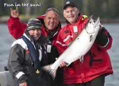 Fun in the sun! Guided fishing trips in beautiful British Columbia, Canada. Fishing Trips, Western Canada, British Columbia, Westerns, Sun, Beautiful, Solar