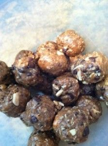 No Bake Energy Protein Balls YUM!!!   www.gravitytrainingzone.com Work with our professional weight loss personal trainers in Marlboro's #1 Boot Camp and Personal Training studio! Try us for 30 days risk free now. Related Topics: personal trainer, boot camp, personal training, nj, Morganville, Marlboro, weight loss