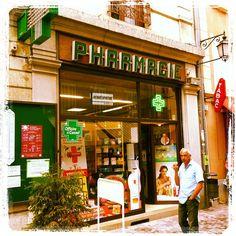 Pharmacie rue Manuel Barcelonette