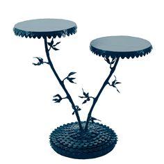 Dahlia-Cluster-Table