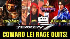 Rage Quit, Tekken 7