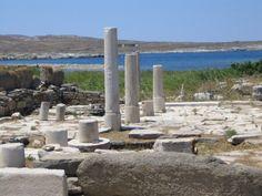 Delos griechische inseln griechenland urlaub tipps